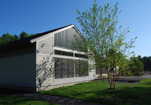 Montessori solar wall