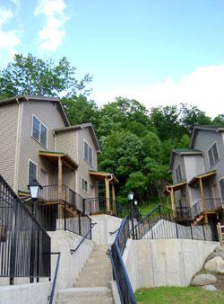 Hillside-steps