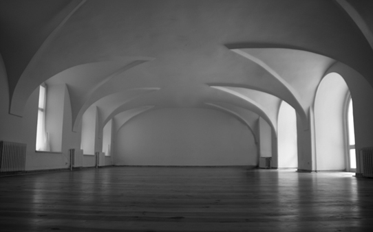 Movement space - Prague