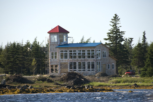 1- Nova Scotia House