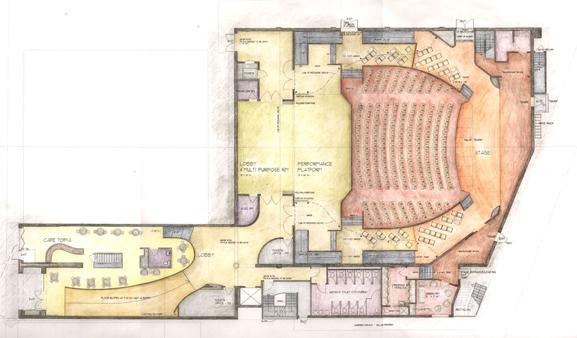 10 - Topia First floor plan