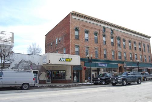 3 - Topia Existing facade