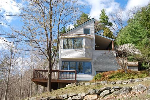 4-Stevens Lake house