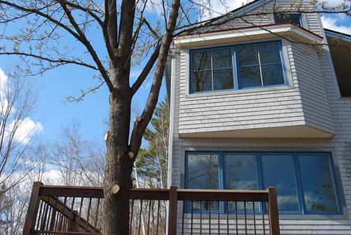5-Stevens Lake house