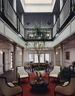Arkell Senior Housing - entry
