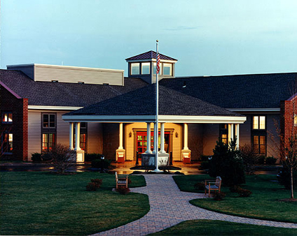 The Beverwyck - independent senior living - main entry