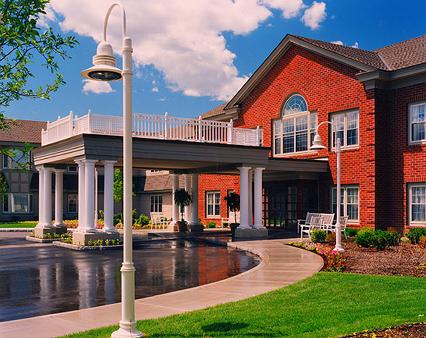 Eden Park Nursing Home main entry