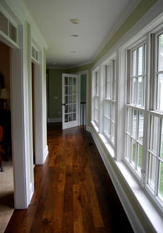 Renovation of an historic house in Stockbridge - interior
